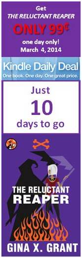 10 days to go