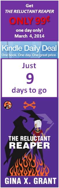 9 days to go