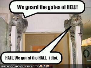 Gates of Hall