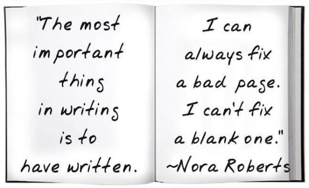Nora says