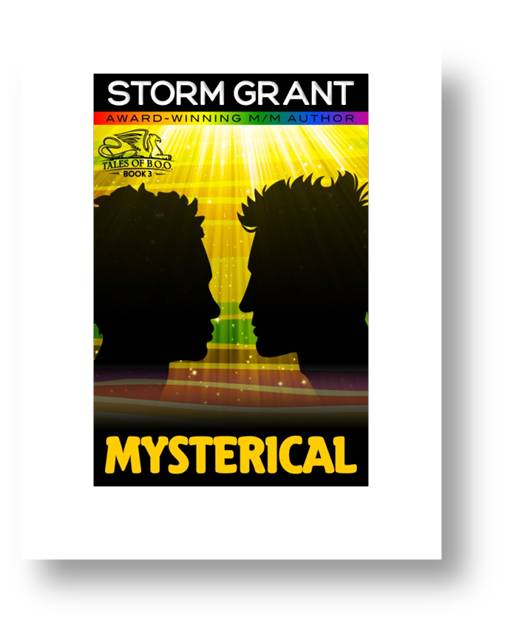 Mysterical with frame
