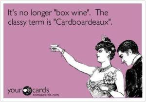 box-wine