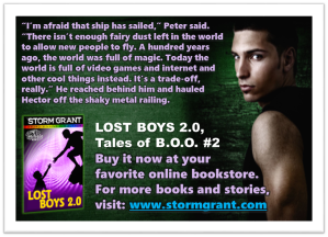 Lost Boys 2.0: If you can't join 'em, beat 'em.